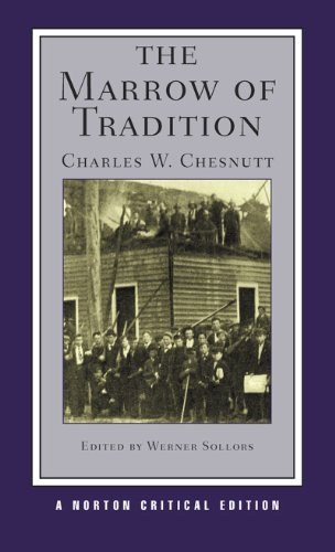 Marrow of Tradition   2011 edition cover