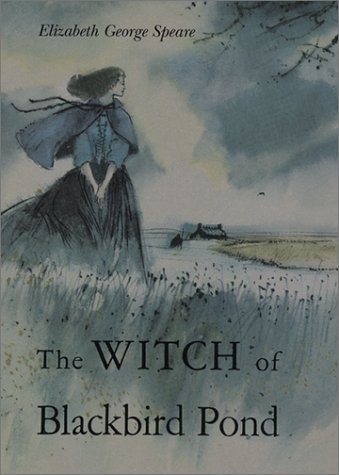 Witch of Blackbird Pond   1958 (Teachers Edition, Instructors Manual, etc.) edition cover