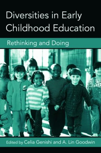 Diversities in Early Childhood Education Rethinking and Doing  2008 edition cover