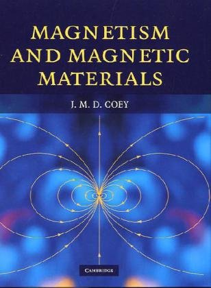 Magnetism and Magnetic Materials   2009 edition cover