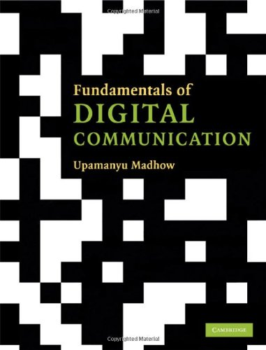 Fundamentals of Digital Communication   2008 edition cover