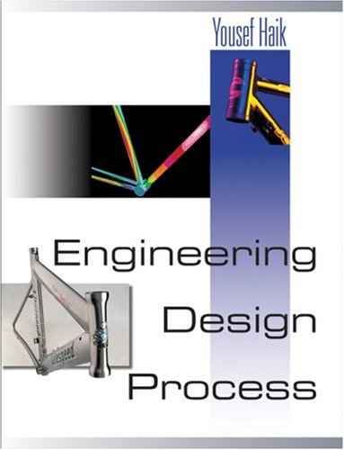 Engineering Design Process   2003 9780534380144 Front Cover