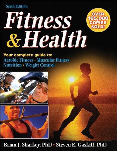 Fitness and Health  6th 2007 (Revised) edition cover
