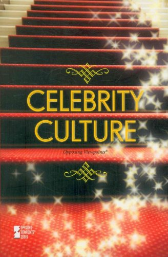 Celebrity Culture   2010 9780737752144 Front Cover