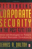 Rethinking Corporate Security in the Post 9/11 Era Issues and Strategies for Today's Global Business Community  2003 edition cover