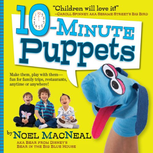 10-Minute Puppets   2011 edition cover