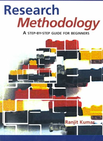 Research Methodology A Step-by-Step Guide for Beginners  1999 9780761962144 Front Cover