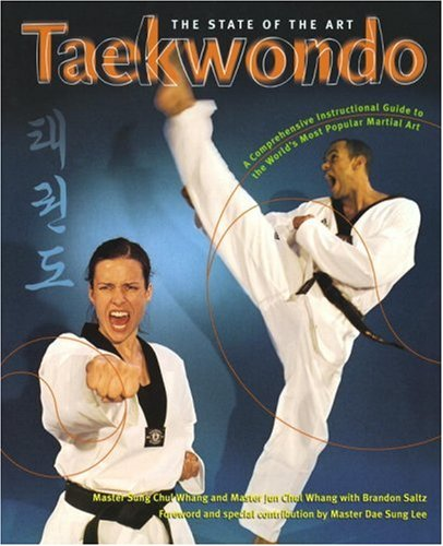 Taekwondo The State of the Art  1999 edition cover