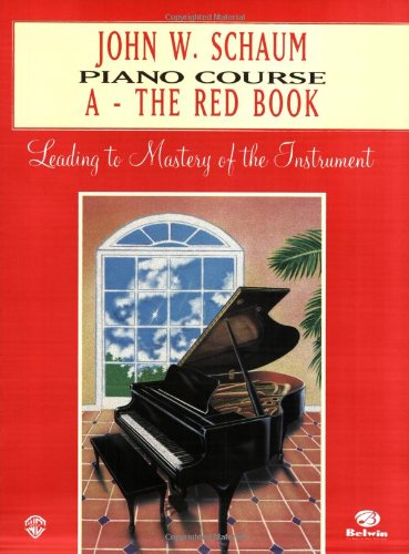 A - The Red Book   1995 (Revised) edition cover