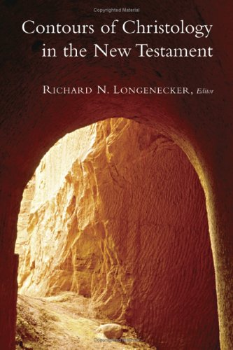 Contours of Christology in the New Testament   2005 edition cover