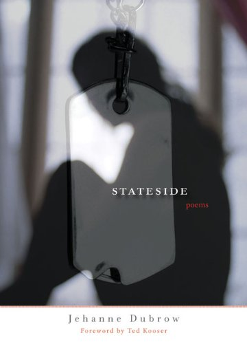 Stateside Poems  2010 edition cover