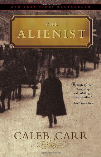 Alienist   2006 edition cover