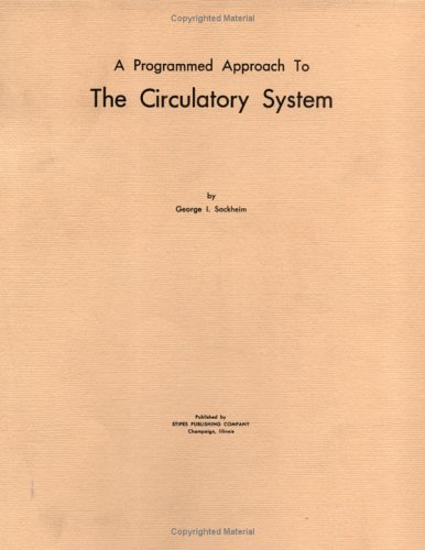 Programmed Approach to the Circulatory System N/A edition cover