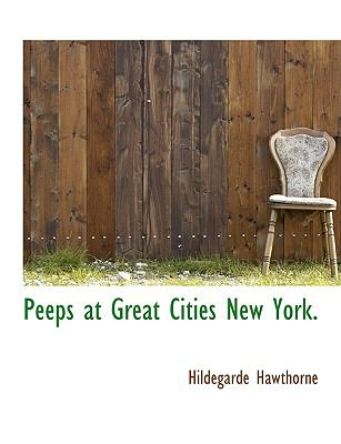 Peeps at Great Cities New York N/A 9781113865144 Front Cover