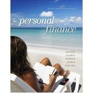 PERSONAL FINANCE-TEXT >CANADIAN<        N/A 9781259453144 Front Cover