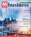 M - Business:  5th 2016 9781259578144 Front Cover