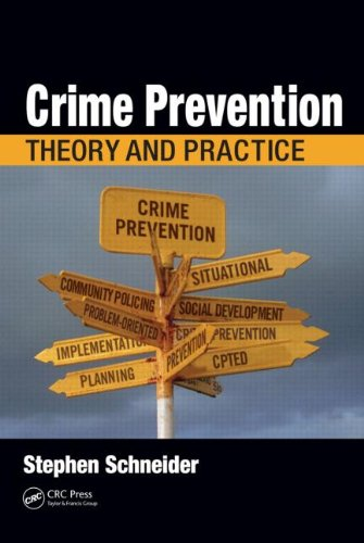 Crime Prevention Theory and Practice  2009 edition cover