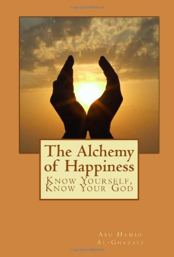 The Alchemy of Happiness  0 edition cover