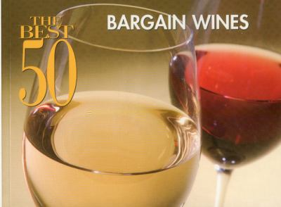 Bargain Wines  N/A 9781558673144 Front Cover