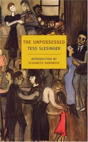 Unpossessed A Novel of the Thirties  2002 (Reprint) edition cover