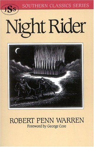 Night Rider  Reprint  edition cover