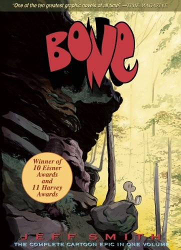 Bone   2004 (Revised) edition cover