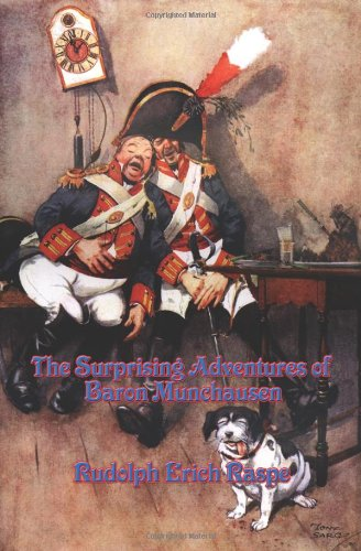 Surprising Adventures of Baron Munchausen N/A 9781934451144 Front Cover