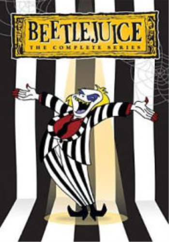 Beetlejuice: The Complete Series System.Collections.Generic.List`1[System.String] artwork