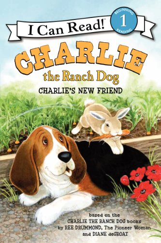 Charlie the Ranch Dog Charlie's New Friend N/A edition cover