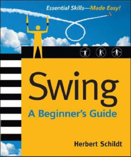 Swing A Beginner's Guide  2007 edition cover