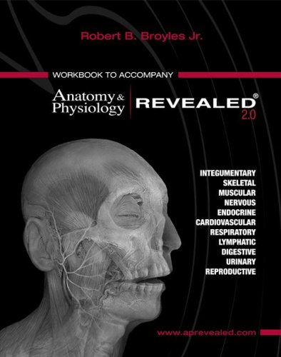 Workbook to Accompany Anatomy and Physiology   2009 edition cover