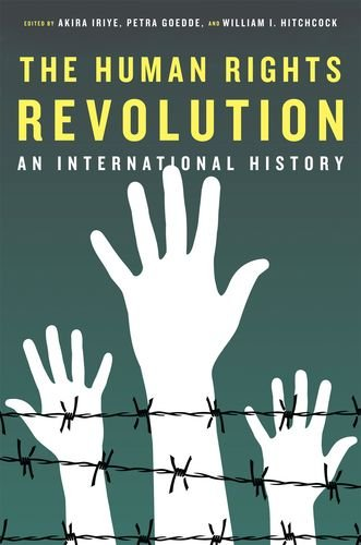 Human Rights Revolution An International History  2012 edition cover