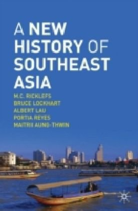 New History of Southeast Asia   2010 edition cover