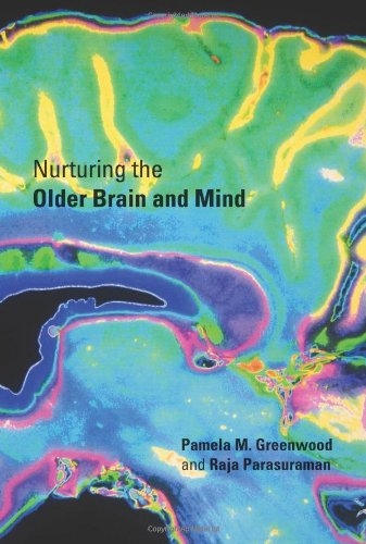 Nurturing the Older Brain and Mind   2012 9780262017145 Front Cover