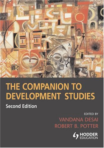 Companion to Development Studies  2nd 2008 (Revised) edition cover