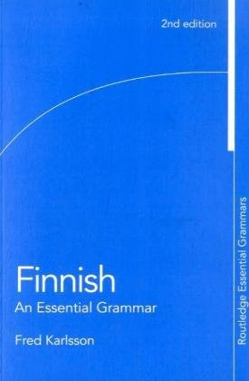 Finnish  2nd 2008 (Revised) edition cover