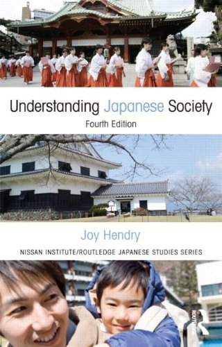 Understanding Japanese Society  4th 2012 (Revised) edition cover
