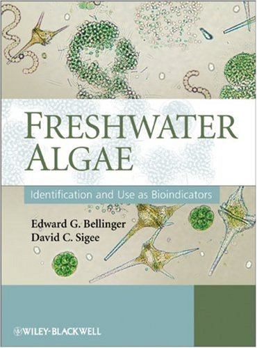 Freshwater Algae Identification and Use As Bioindicators  2008 edition cover