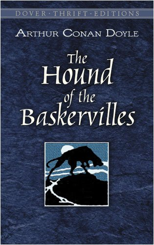 Hound of the Baskervilles   1994 (Unabridged) 9780486282145 Front Cover
