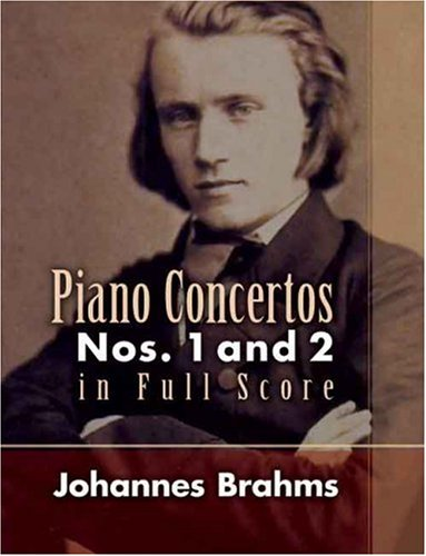 Piano Concertos Nos. 1 and 2 in Full Score  N/A 9780486464145 Front Cover
