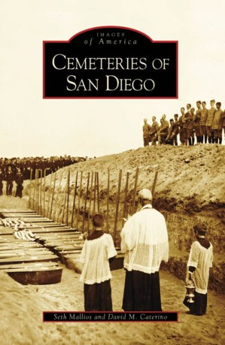 Cemeteries of San Diego   2007 9780738547145 Front Cover