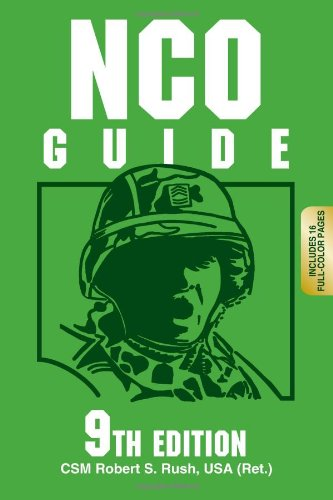 NCO Guide  9th 2010 edition cover