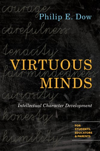 Virtuous Minds Intellectual Character Development N/A edition cover