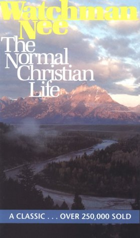 Normal Christian Life N/A edition cover