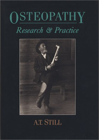 Osteopathy Research and Practice   1992 (Reprint) 9780939616145 Front Cover
