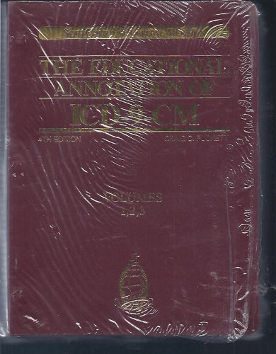 Educational Annotation of ICD-9-CM   1993 9780945501145 Front Cover
