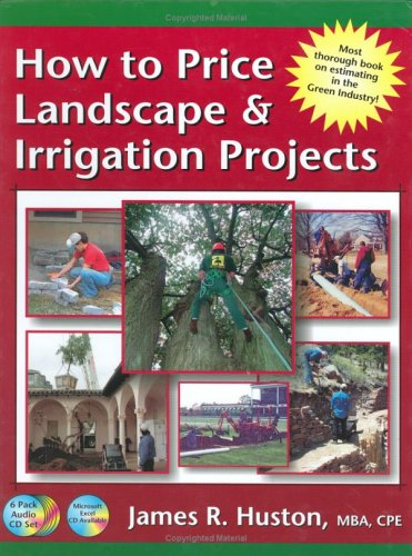 How to Price Landscape & Irrigation Projects 1st 2003 edition cover
