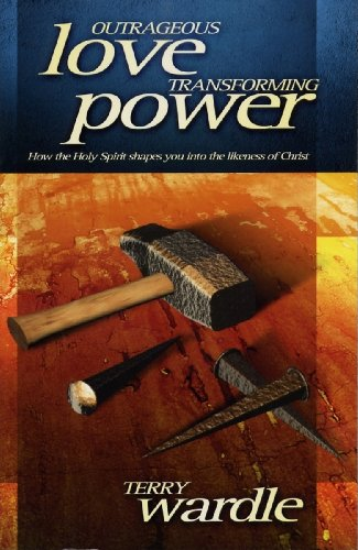 Amazing Love, Transforming Power How the Holy Spirit Shapes You into the Likeness of Christ N/A 9780974844145 Front Cover