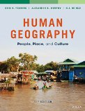 Human Geography: People, Place, and Culture  2014 9781118793145 Front Cover