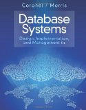 Database Systems Design, Implementation, and Management 11th 2015 edition cover